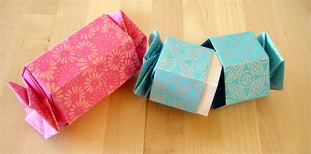 origamipage bonbonschachtel. Black Bedroom Furniture Sets. Home Design Ideas