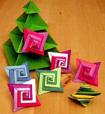 origamipage spiral stern. Black Bedroom Furniture Sets. Home Design Ideas